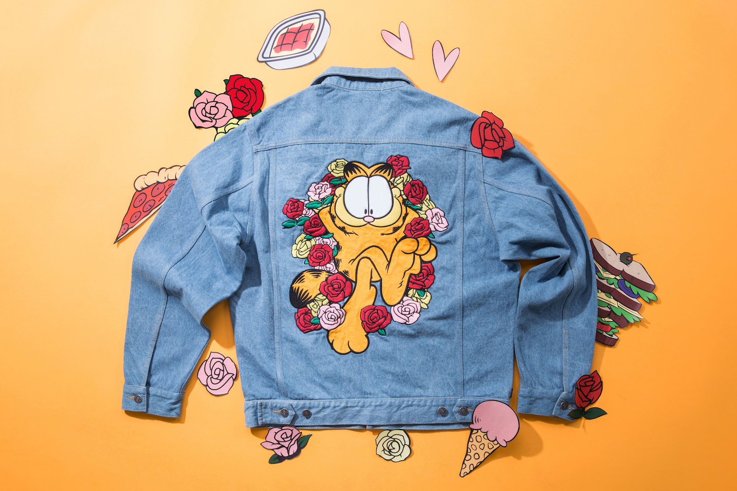 The Hundreds x Garfield Release Capsule Collection
