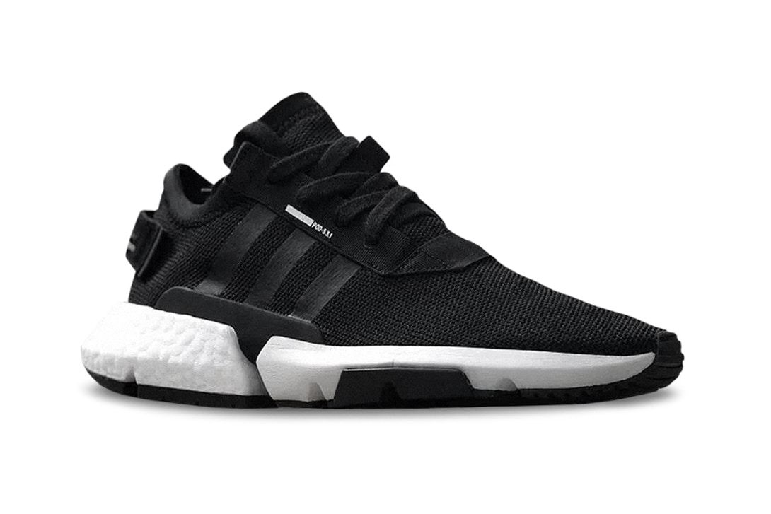 Take a Detailed Look at the Adidas Originals' BOOST Assisted P.O.D.-S3.1 Sneaker