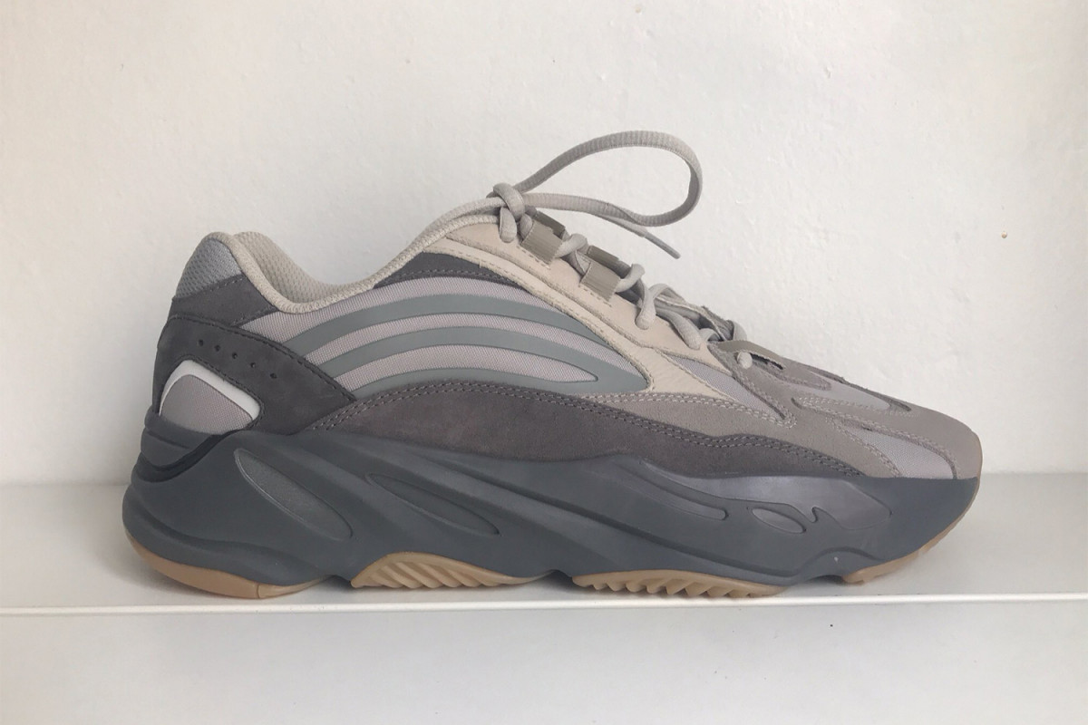 Kanye West Introduces New YEEZY Boost 700 v2 Colourway