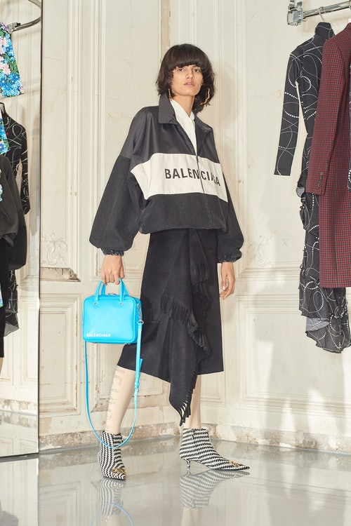 Balenciaga Presents Fall 2018 Collection