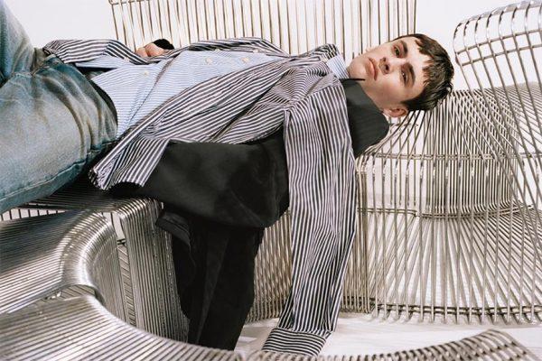 Balenciaga Fall 2018 Look Book