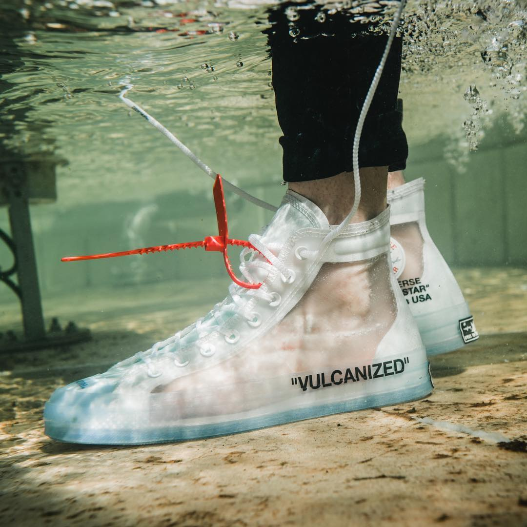 Where and When to Buy the OFF-WHITE x Converse Chuck Taylor