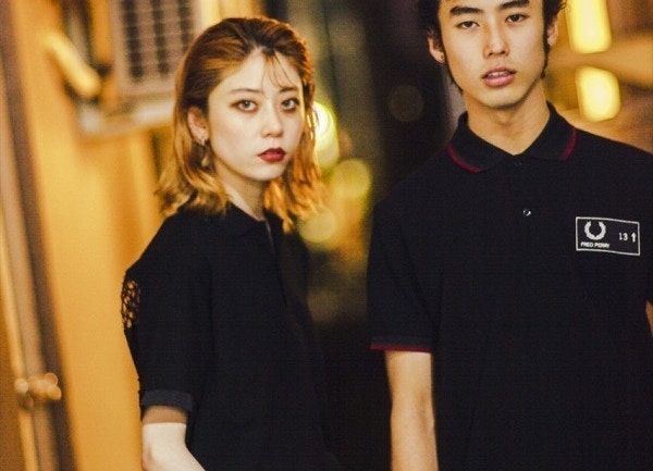 Yohji Yamamoto Ground Y Teams Up With Fred Perry