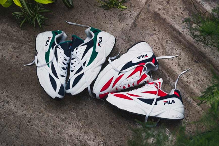 Fila's Venom Sneaker