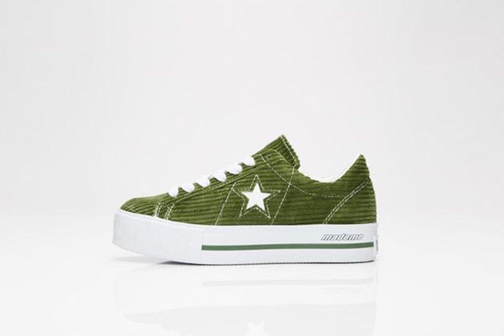 Converse One Star Platform MadeME
