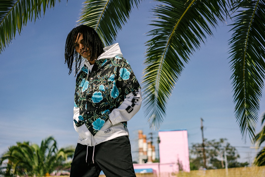 Check Out HUF's Summer 2018 Collection Lookbook