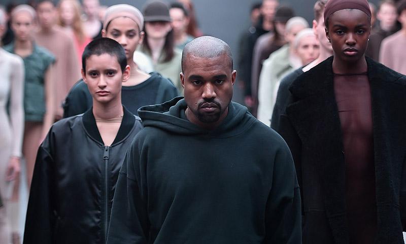 Kanye West Teases YEEZY Season 7