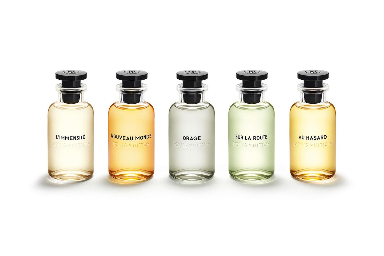 Louis Vuitton Unveil First Ever Men's Fragrance Collection