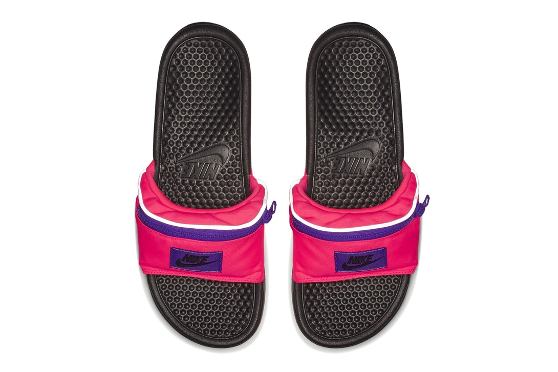 Nike's Fanny Pack Slide Collection