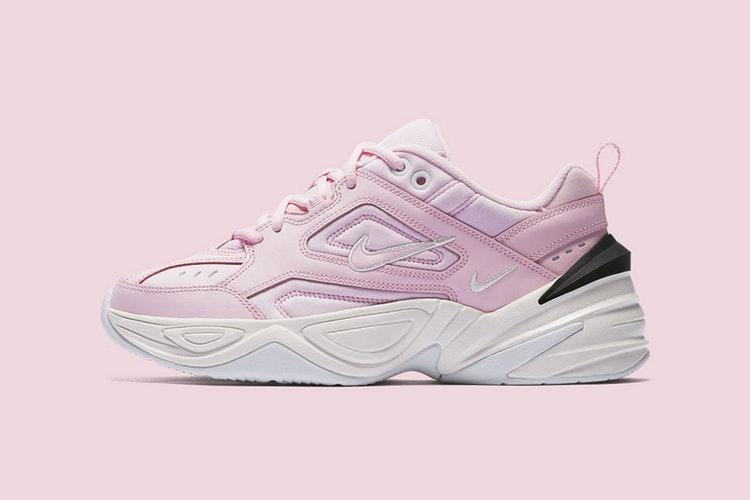 """Pink Foam"" – The New Nike M2K Tekno Is Here…"