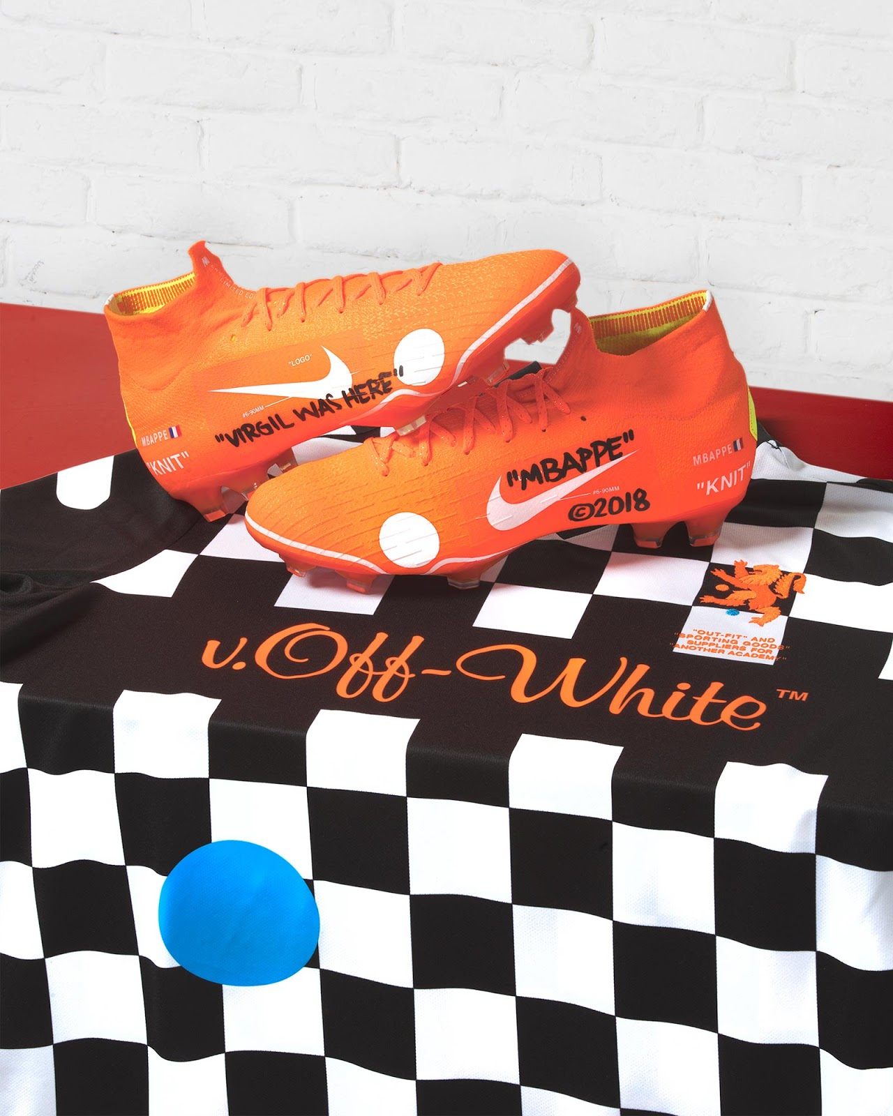 OFF White x Nike Football Collab Get Release Date