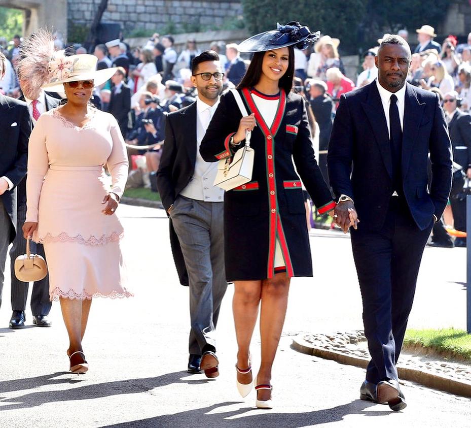 SPOTTED: Oprah, Idris Elba and Sabrina Dhowre in Gucci, Stella McCartney and Gabriela Hearst