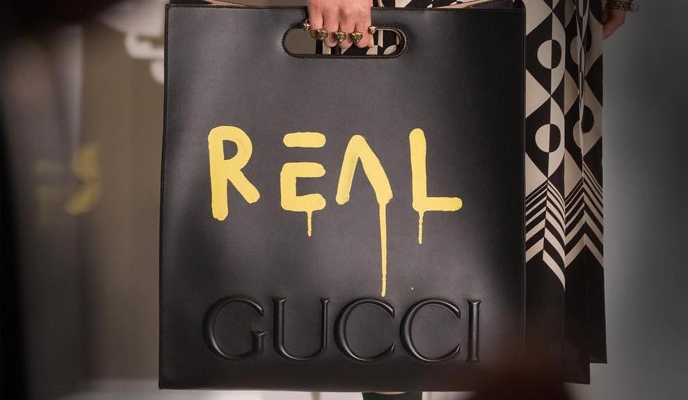 Are Counterfeits Necessarily Toxic in the Business of Fashion?