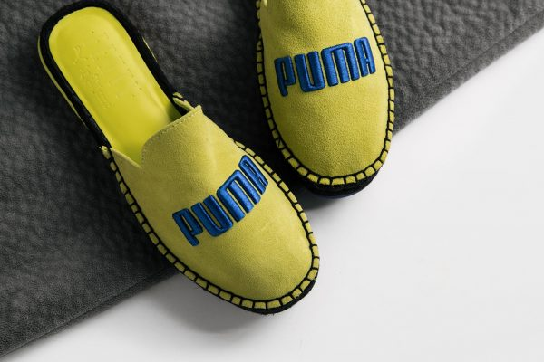 Rihanna Fenty Puma Slides