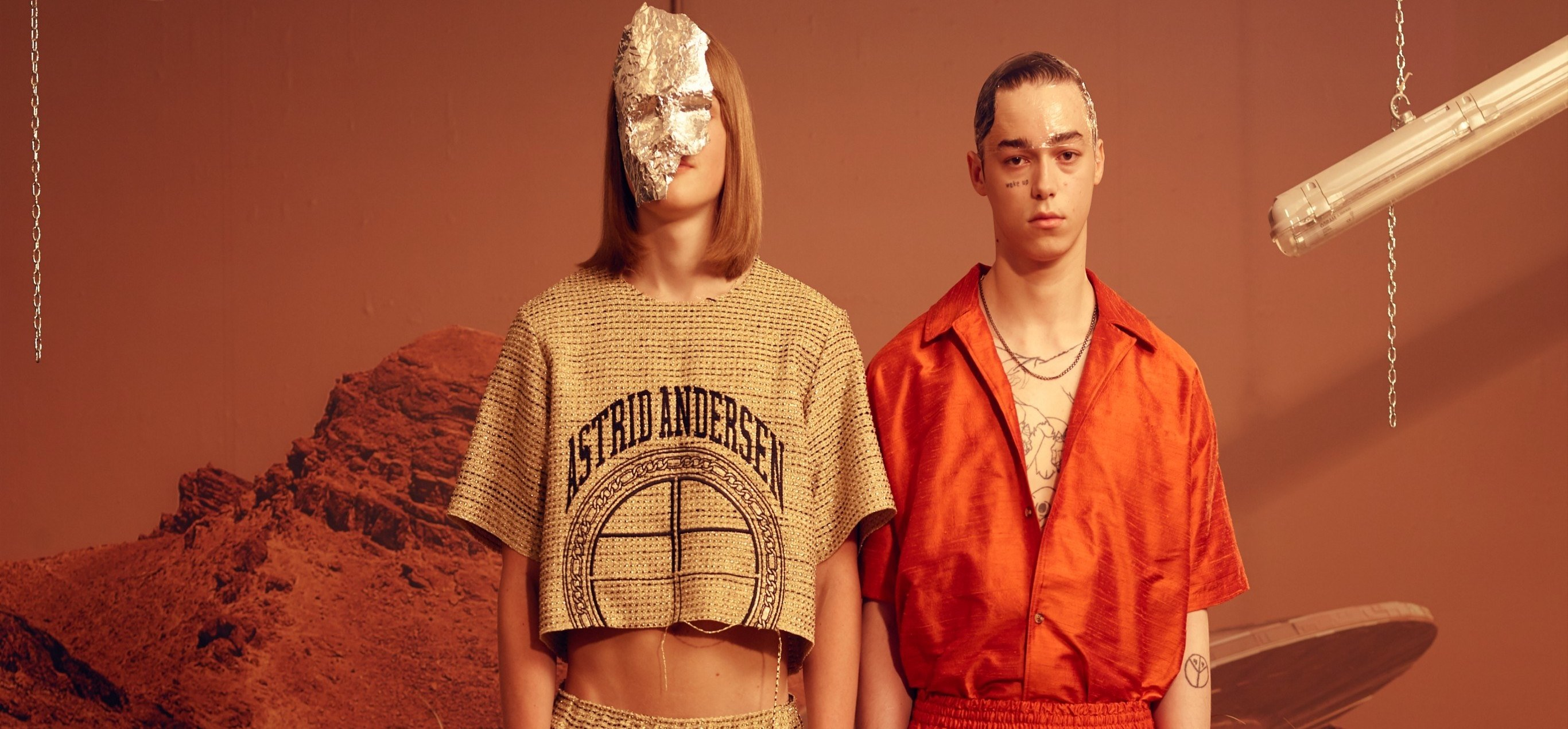 LFWM: Astrid Anderson Presents Spring 2019 Menswear Collection