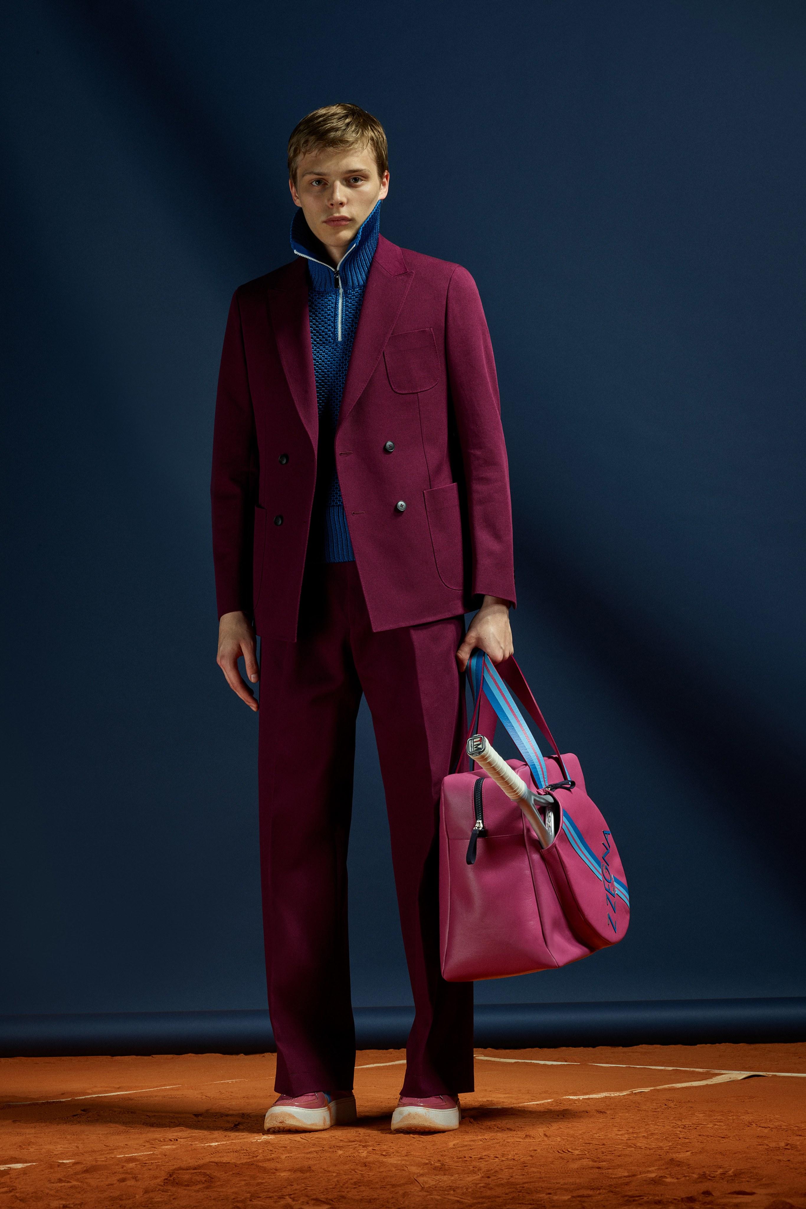 Z Zenga's Spring 2019 Menswear