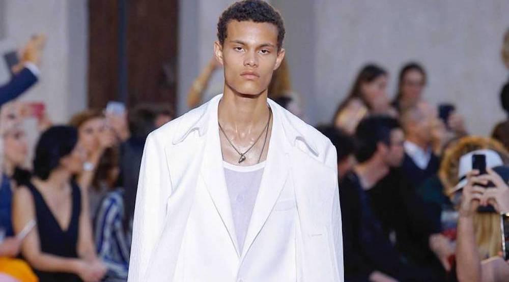 Roberto Cavalli's Spring/Summer 2019 Menswear Collection