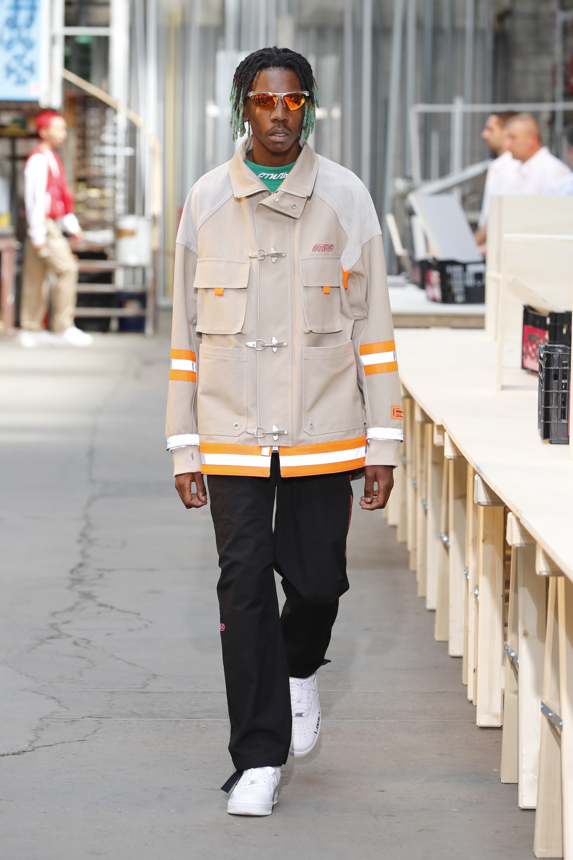 Heron Preston SS19 Collection