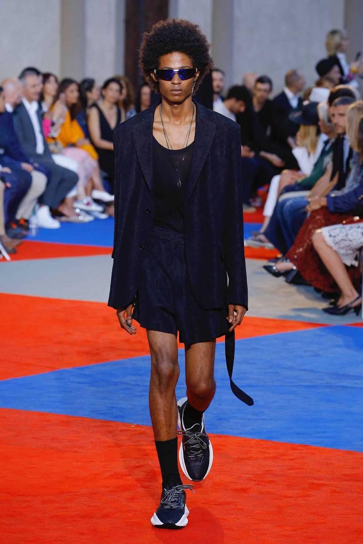 Roberto Cavalli Spring/Summer 2019 Menswear Collection