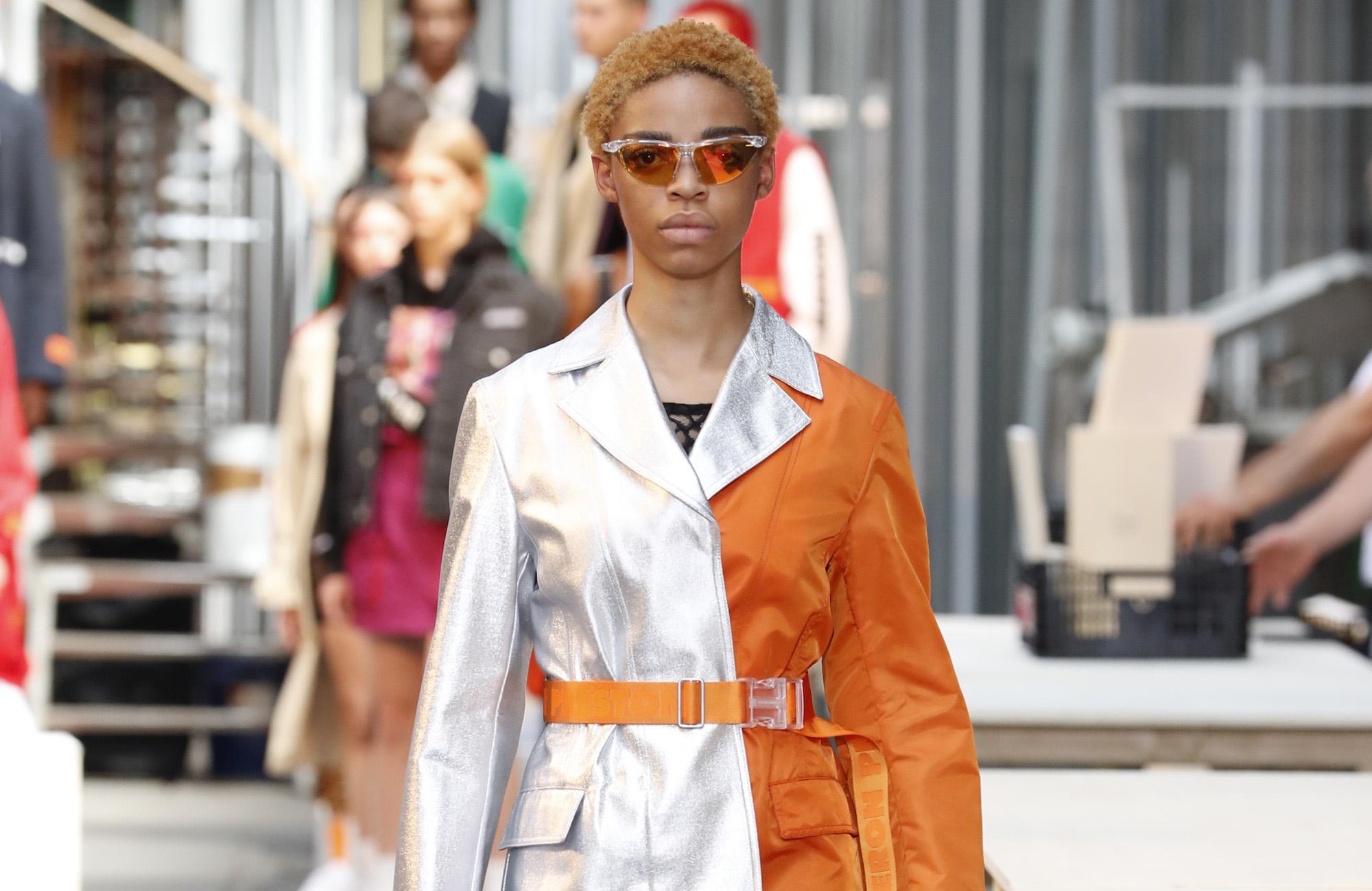 """PFW: Heron Preston Presents """"En Vogue"""" SS19 Collection"""