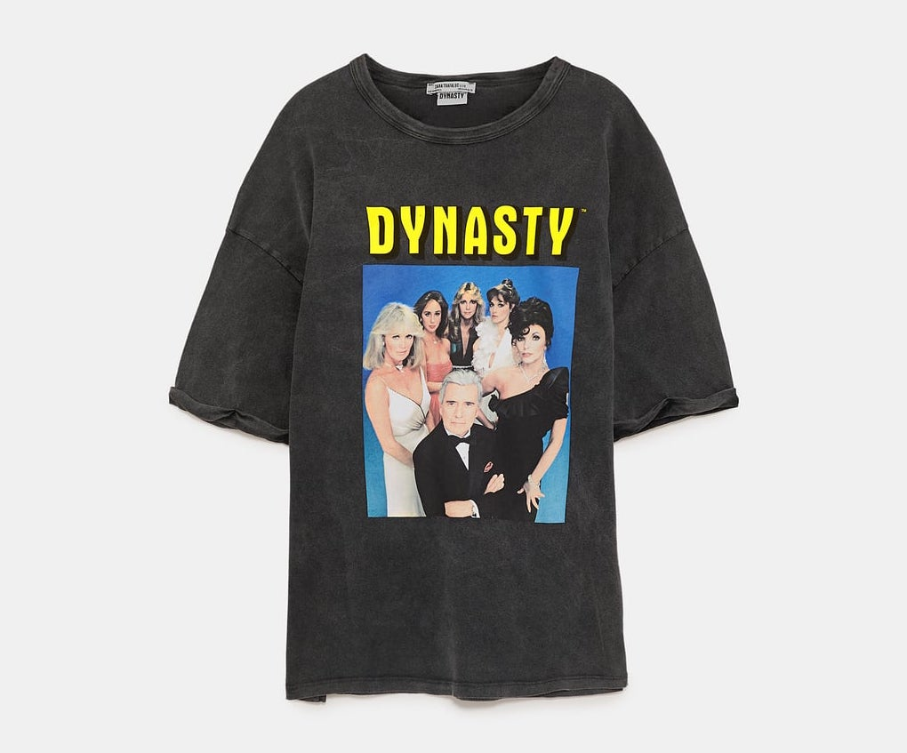 Zara Dynasty T Shirt
