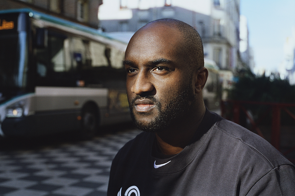 Virgil Abloh Shows Off His OFF-WHITE x Nike World Cup Capsule Collection