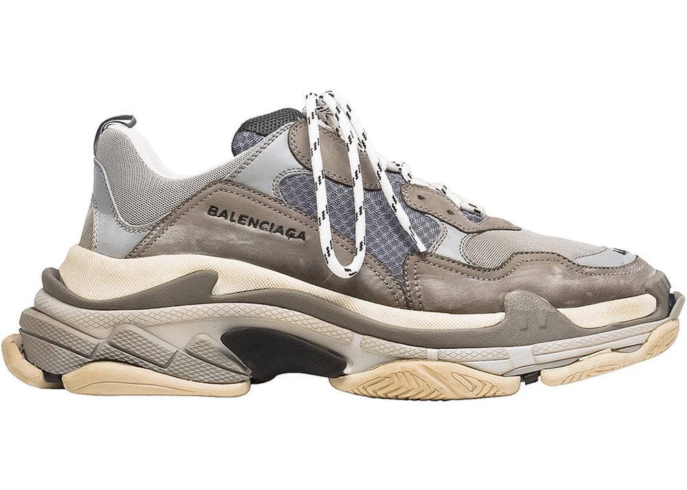 Balenciaga-Triple-S-Grey