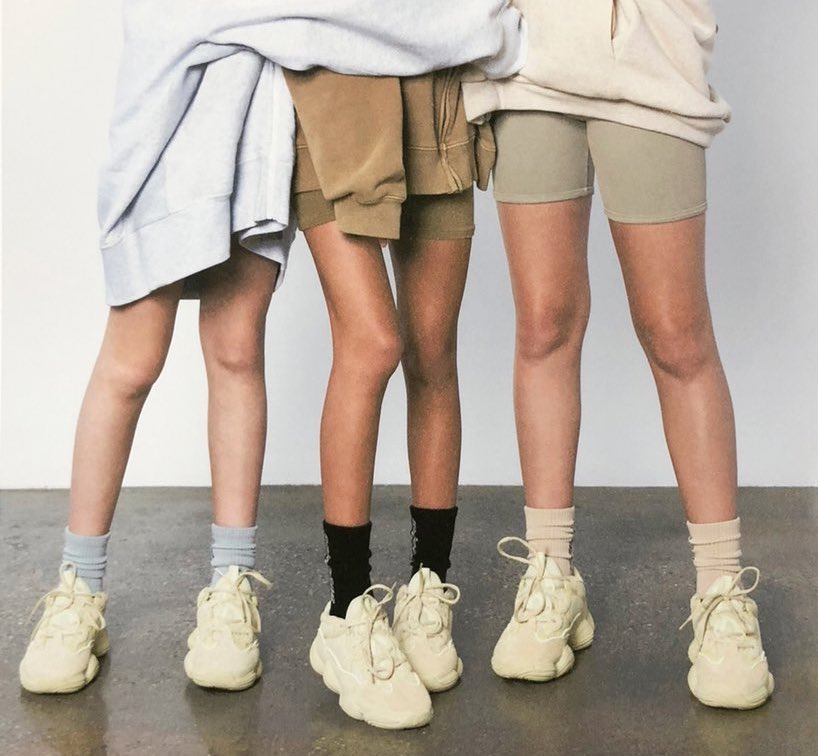YEEZY #SUPERMOON Campaign for Latest Shoe Release