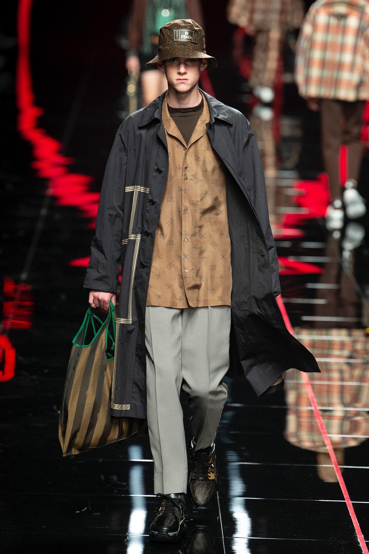 Fendi Spring Menswear 2019