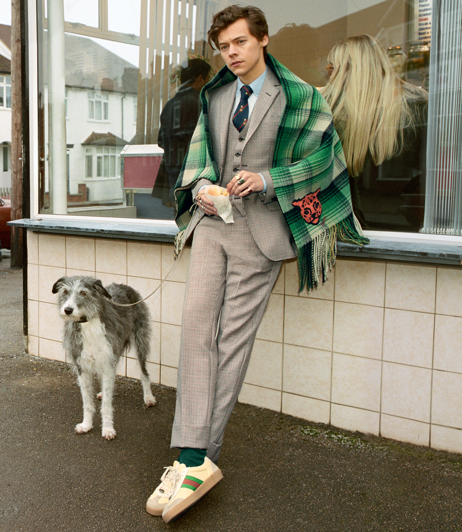 Harry Styles Fronts Gucci's Autumn/Winter 2018 Tailoring Campaign