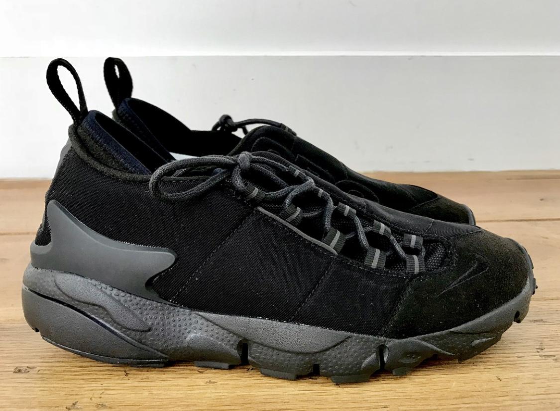 BLACK COMME des GARÇSONS x Nike Footscape Collaboration