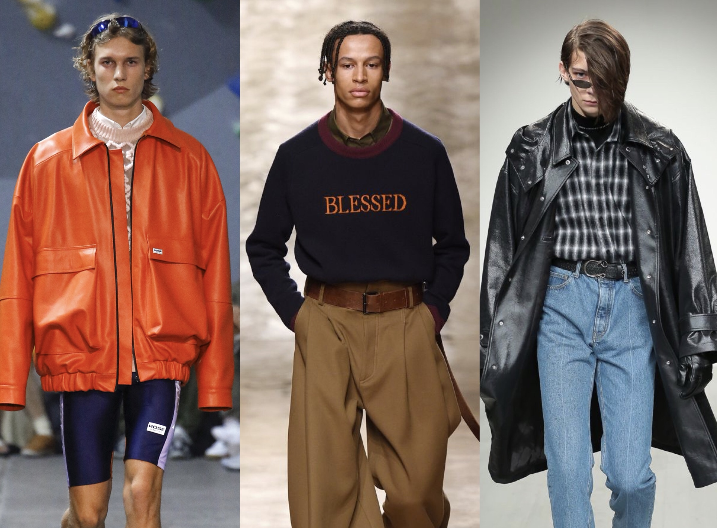 5 Brands to Watch at London Fashion Week Men's SS 19′
