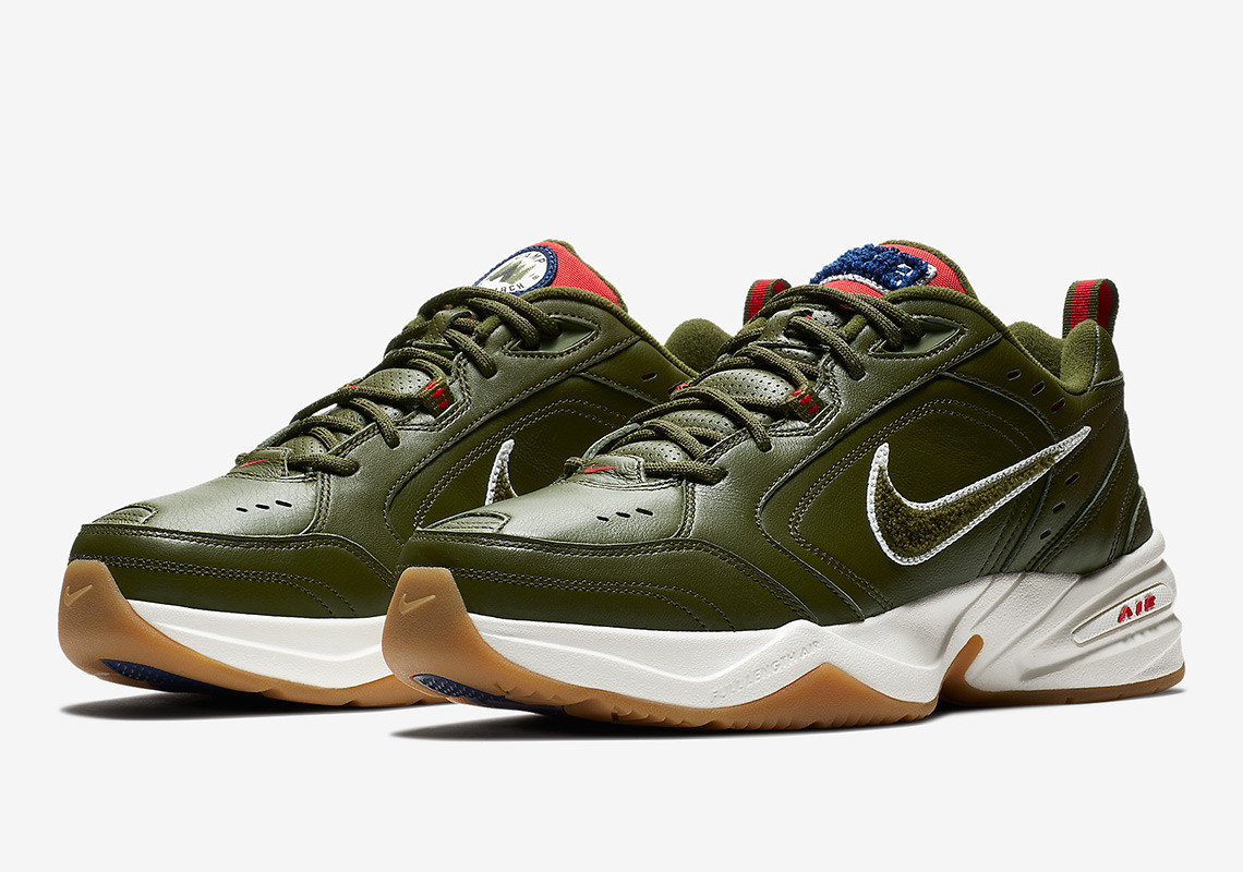 "Nike Unveils New Air Monarch IV ""Weekend Campout"""