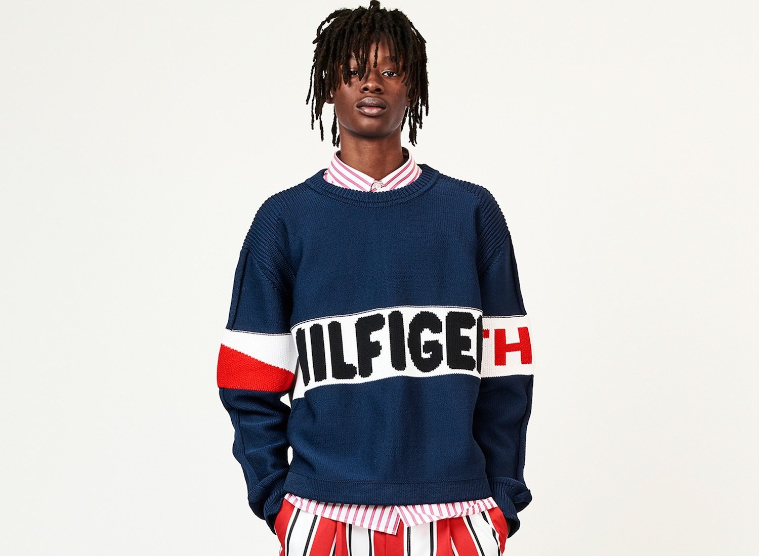 NYFWM: Tommy Hilfiger Spring/Summer 2019 Collection