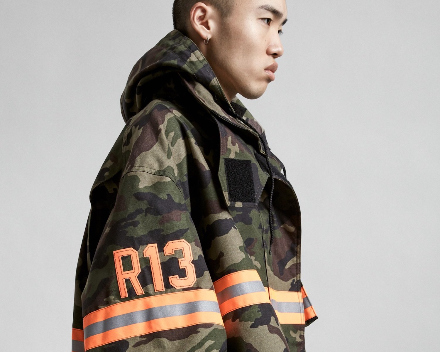 NYFWM: R13 Spring/Summer 2019 Collection
