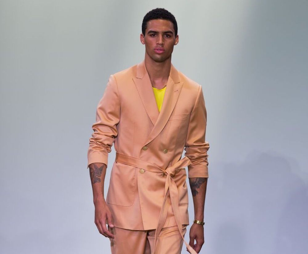 Carlos Campos Debuts Spring/Summer 2019 Collection at NYFW:M