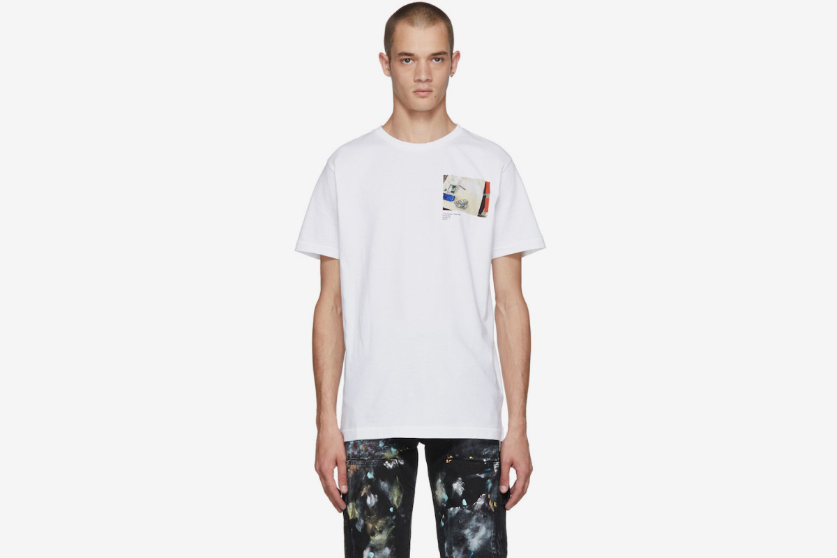 """Virgil Abloh Collaborates with SSENSE on """"CUTTING ROOM FLOOR"""" Collection"""