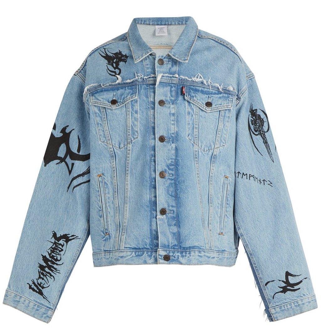 Vetement Jacket