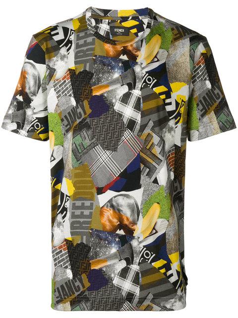 Fendi T Shirt