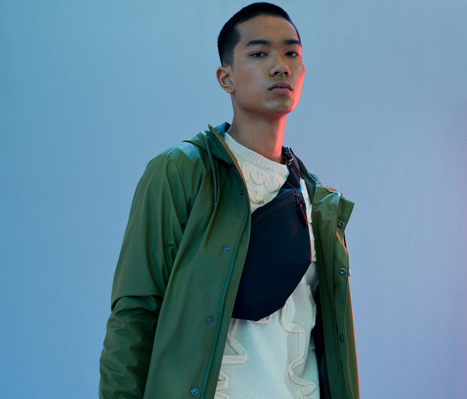 A Look at RAINS' Autumn/Winter 2018 Collection