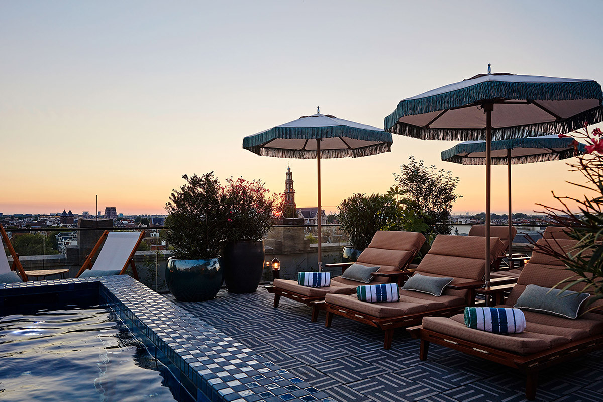 Amsterdam is The Latest City to get The Soho House Treatment