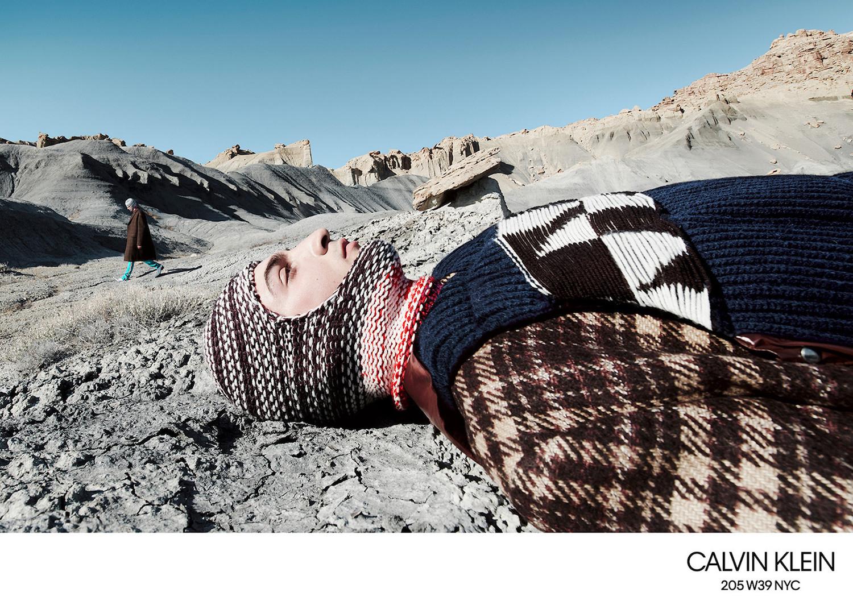 Calvin Klein 205W39NYC Unveil Autumn 2018 Campaign
