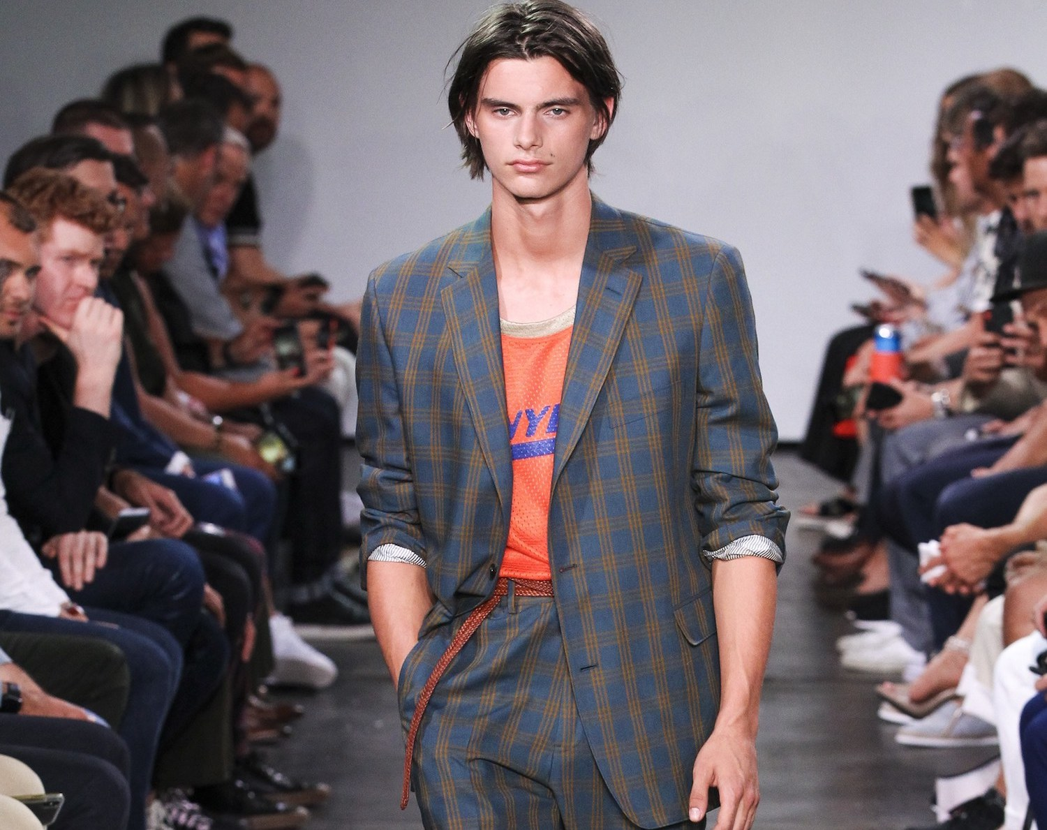 NYFWM: Todd Snyder Spring/Summer 2019 Collection