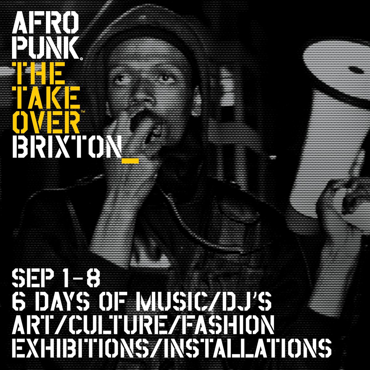 Afropunk Brixton