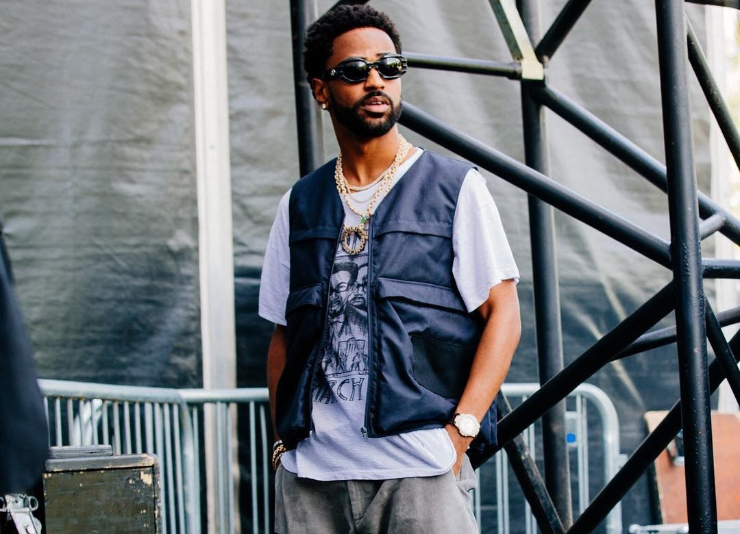 SPOTTED: Big Sean Sports Valentino and adidas at Wireless 2018