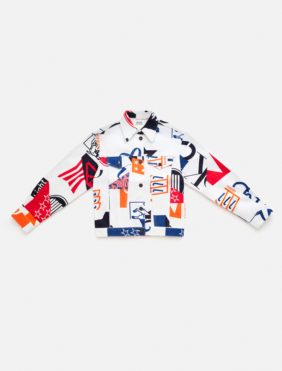 "Raf Simon's Launches ""Calvin Klein Jeans Est. 1978"" Sub-Brand"