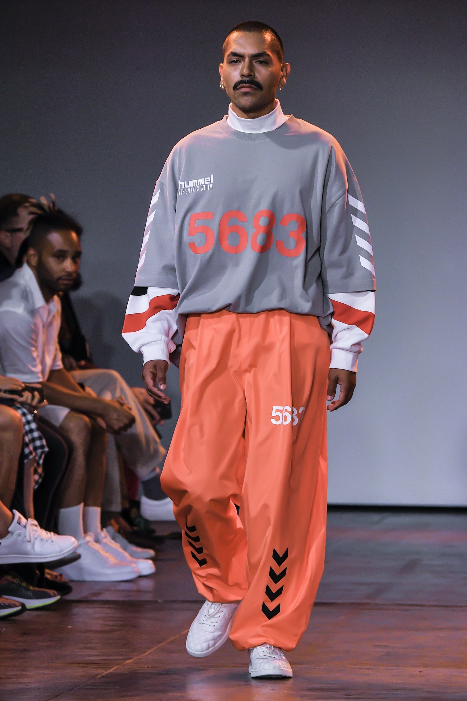 NYFWM: Willy Chavarria Spring/Summer 2019 Collection