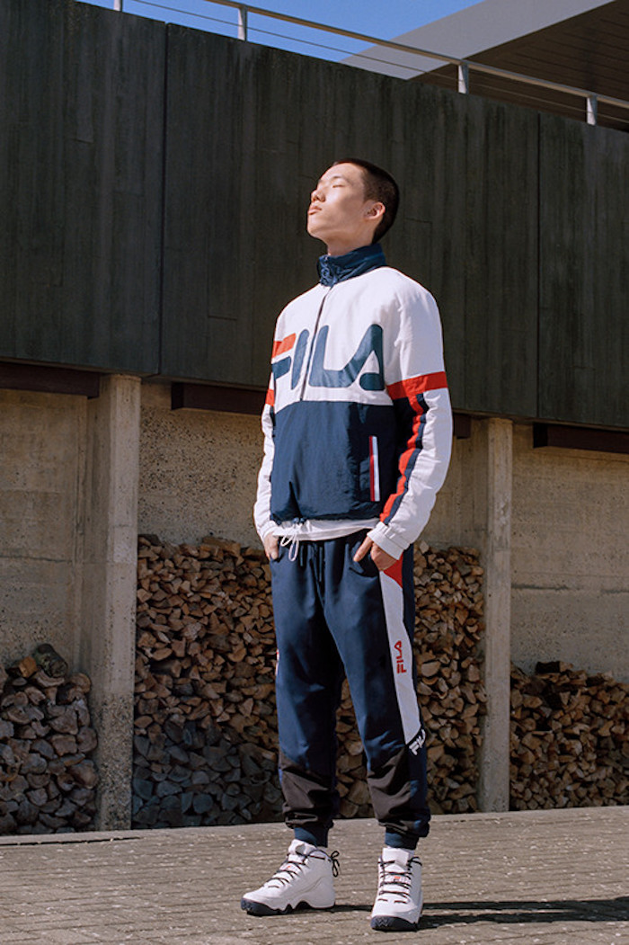 Fila Heritage Collection