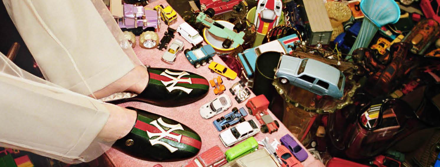 """Gucci launches """"Gucci Collectors"""" AW18 Campaign"""