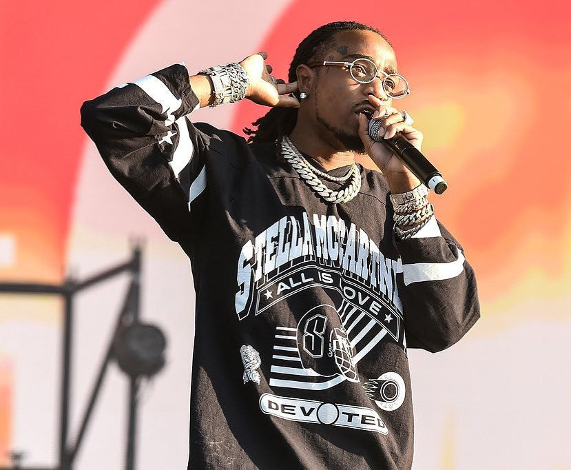 SPOTTED: Migos Take Balenciaga, Burberry, Stella McCartney, Chanel and More to Wireless 2018